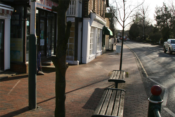Southborough high street